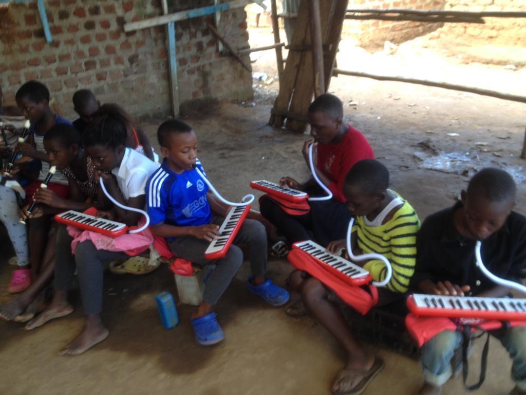 Melodica's in Ggaba